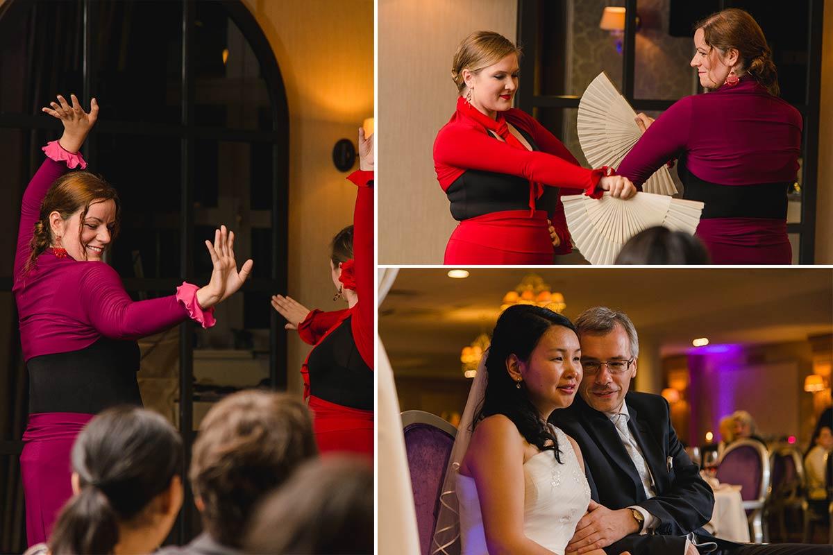 Hochzeitsfeier Schloss Bloemendal Raum Monastere 010