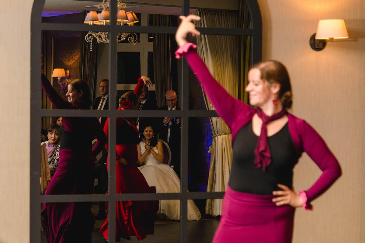Hochzeitsfeier Schloss Bloemendal Raum Monastere 09