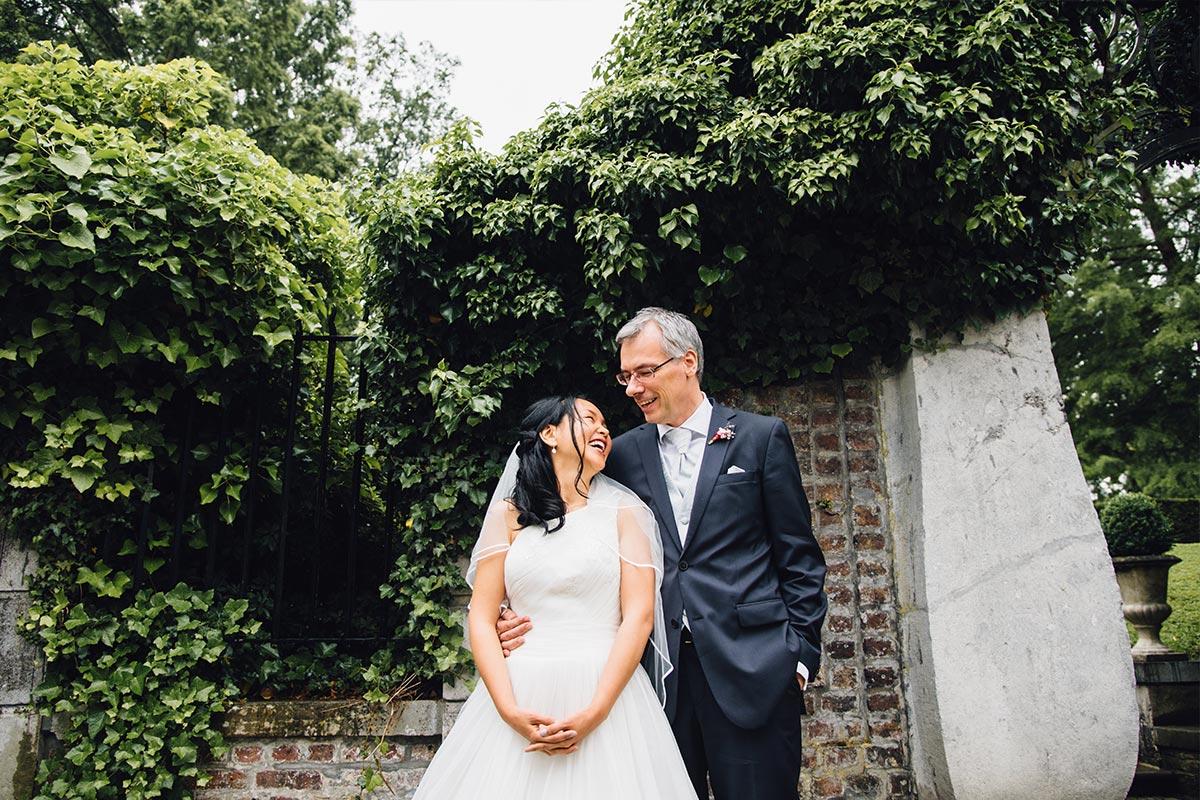 Internationale Hochzeit in Aachen