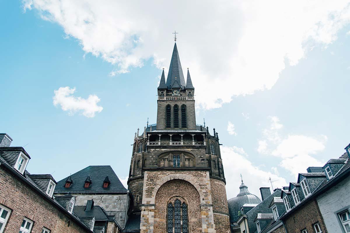 Aachener Dom Aachen