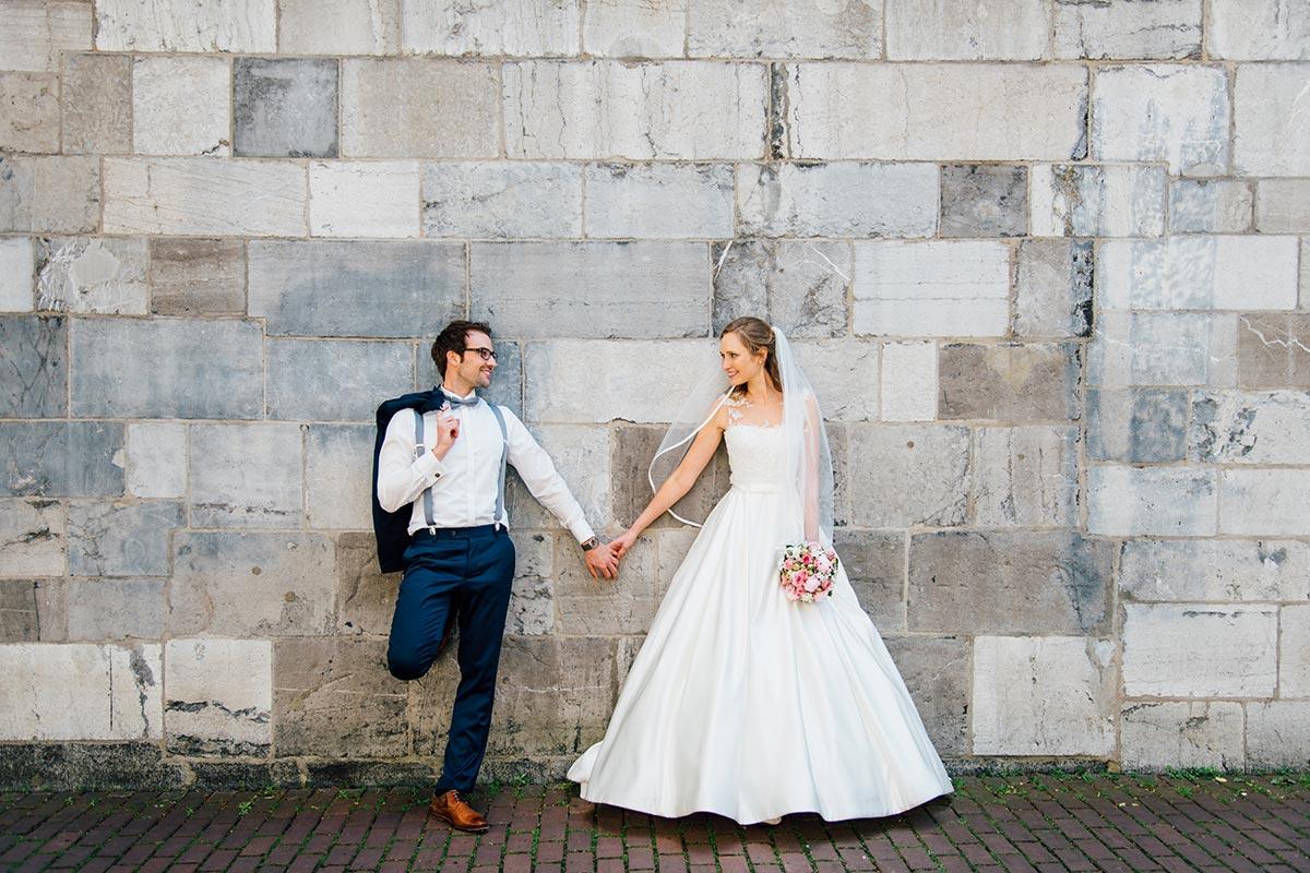 Aachener Dom Hochzeitsfotograf