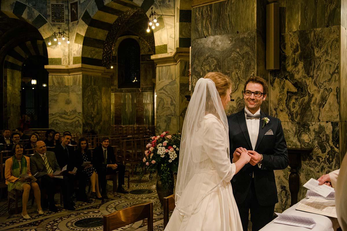 Aachener Dom Hochzeitsfotografie