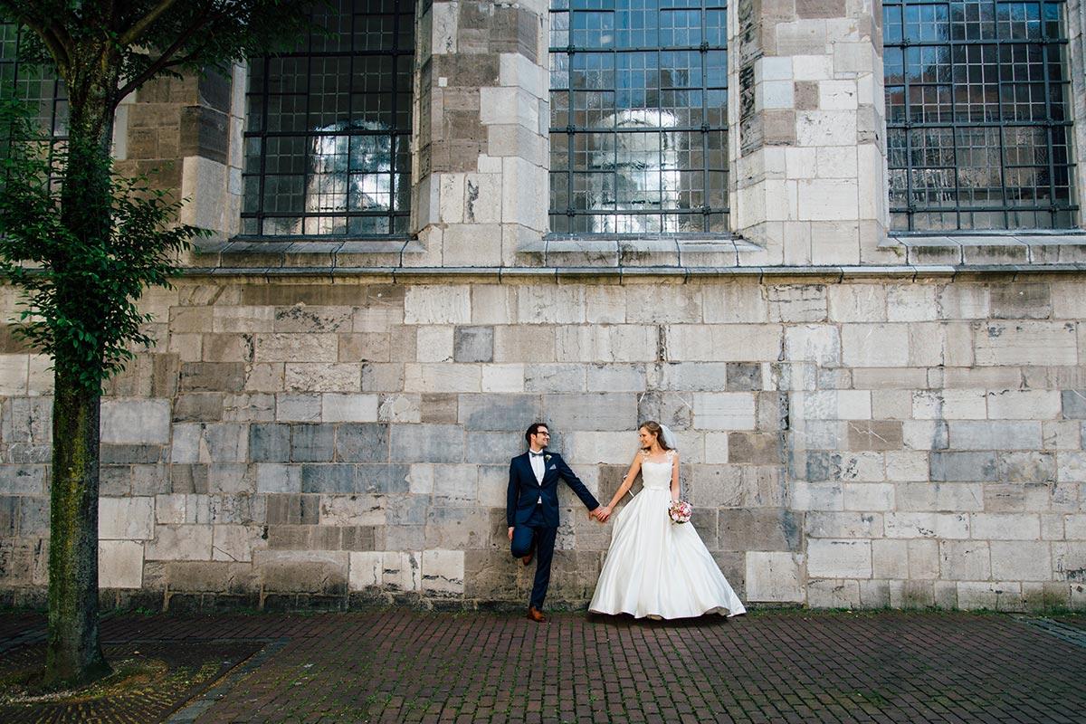 Aachener Dom Hochzeitsfotografin