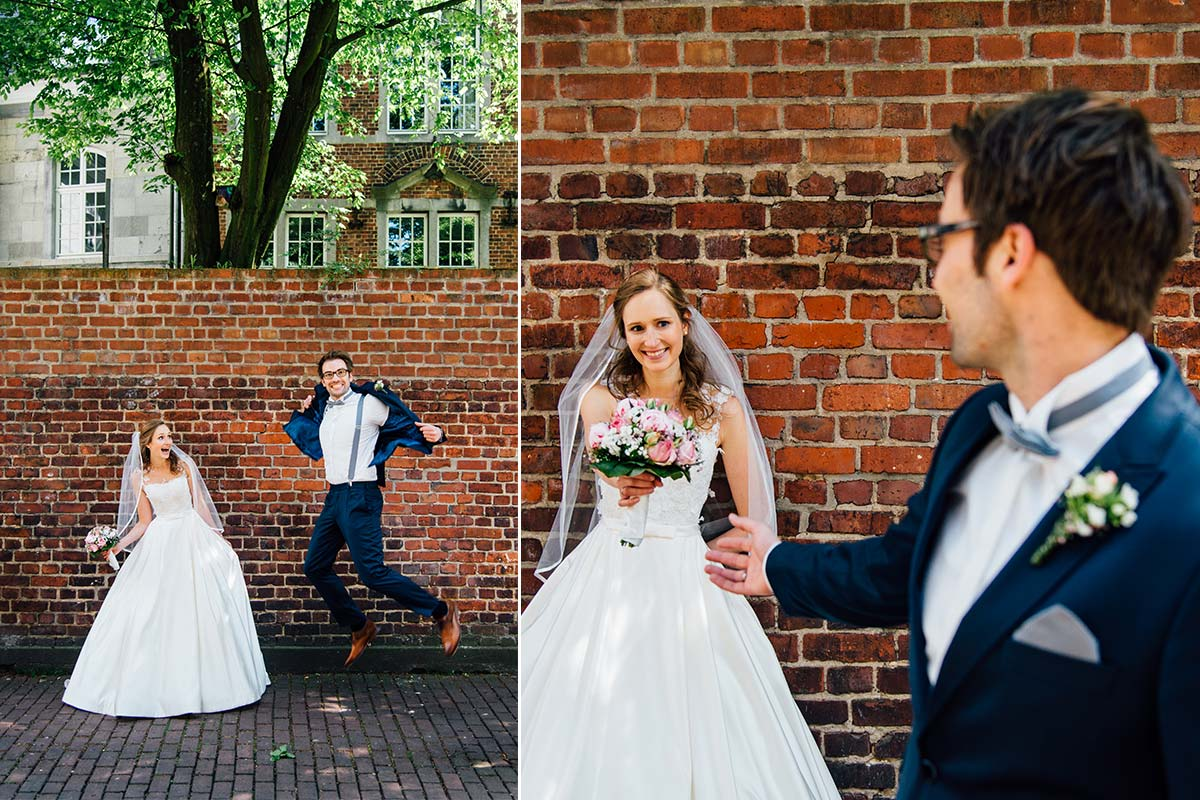 Hochzeit Brautpaarfotos Aachen