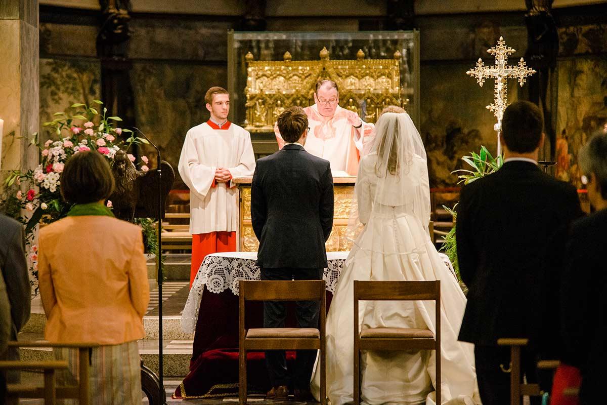 Hochzeitsfotograf Aachen - Aachener Dom