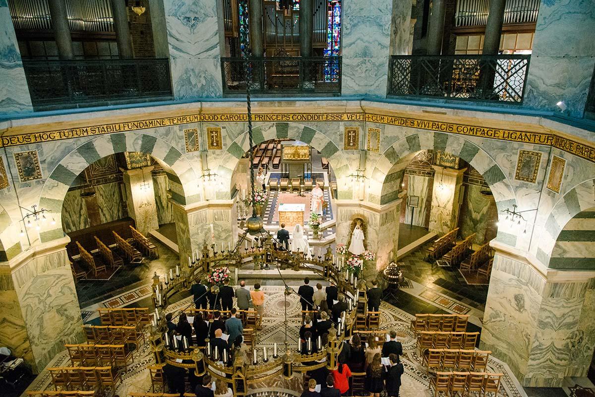 Hochzeitsfotograf Aachener Dom