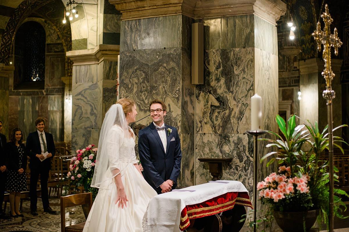 Hochzeitsfotografie Aachener Dom