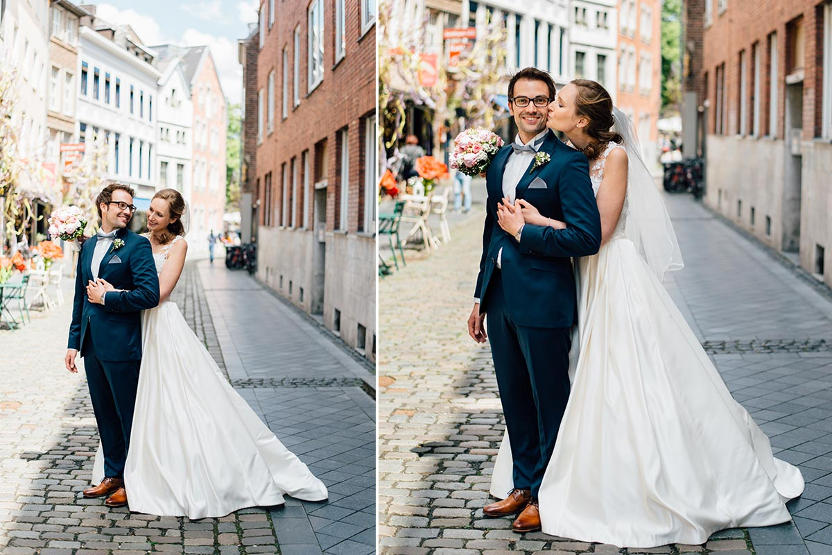 Hochzeitsfotos Aachen Aachener Dom