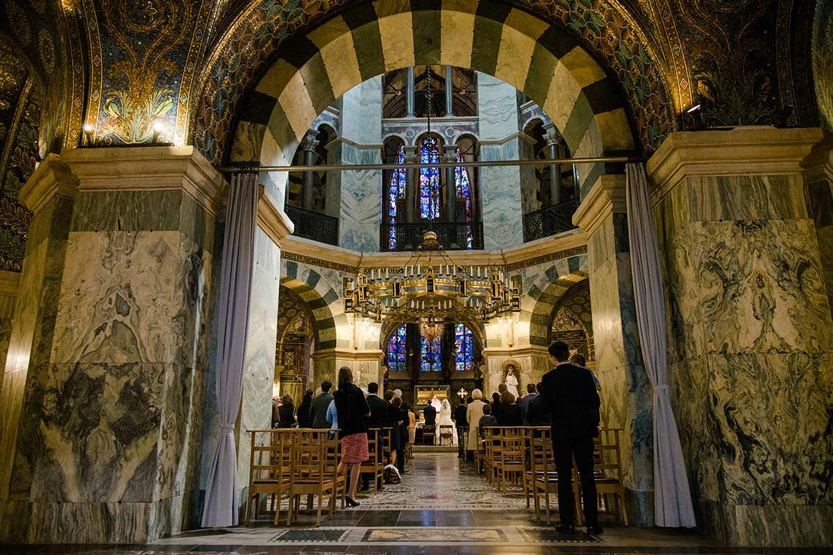 Hochzeitsfotos Aachener Dom