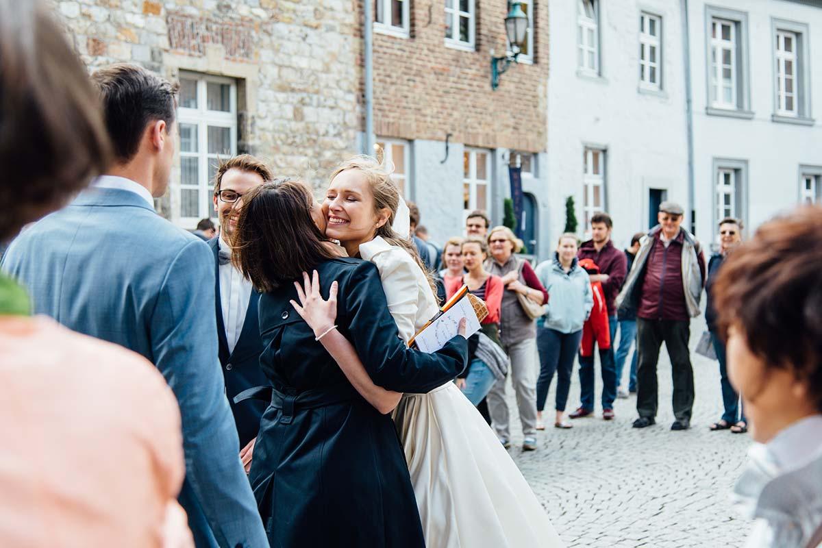 Hochzeitstrauung Aachener Dom