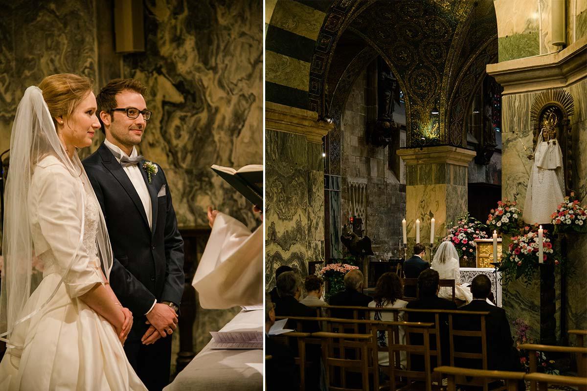 Trauung Hochzeit Aachener Dom