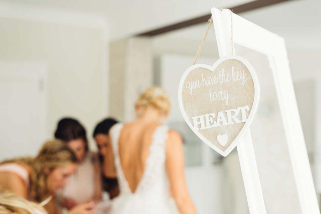 Getting Ready Braut Hochzeitsfotografie