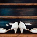 Hochzeitsfotografie Getting Ready Schuhe