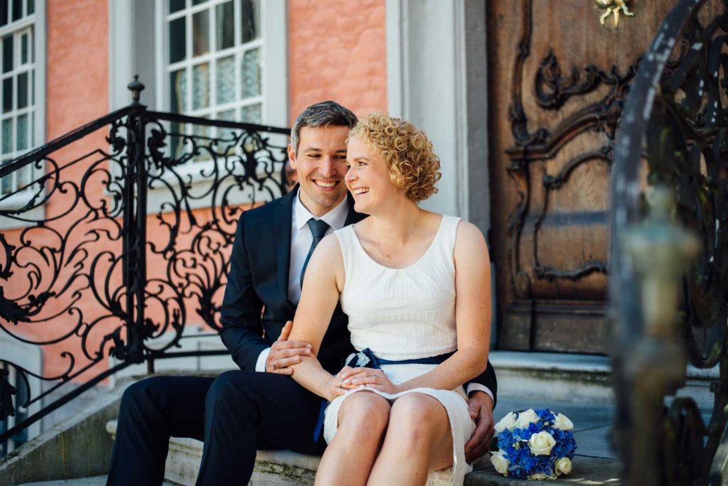 Hochzeitsfotografie in Monschau
