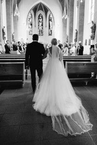Hochzeitsfotografie Kirche Aachen