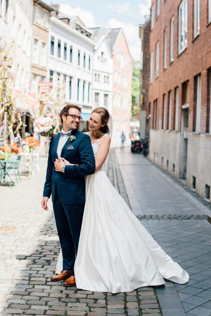 Hochzeitsfotos Annastrasse Aachen