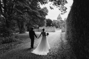 Hochzeitsfotos Burg Nideggen