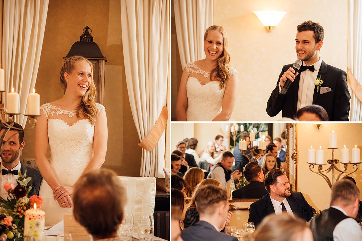 Ansprache Brautpaar