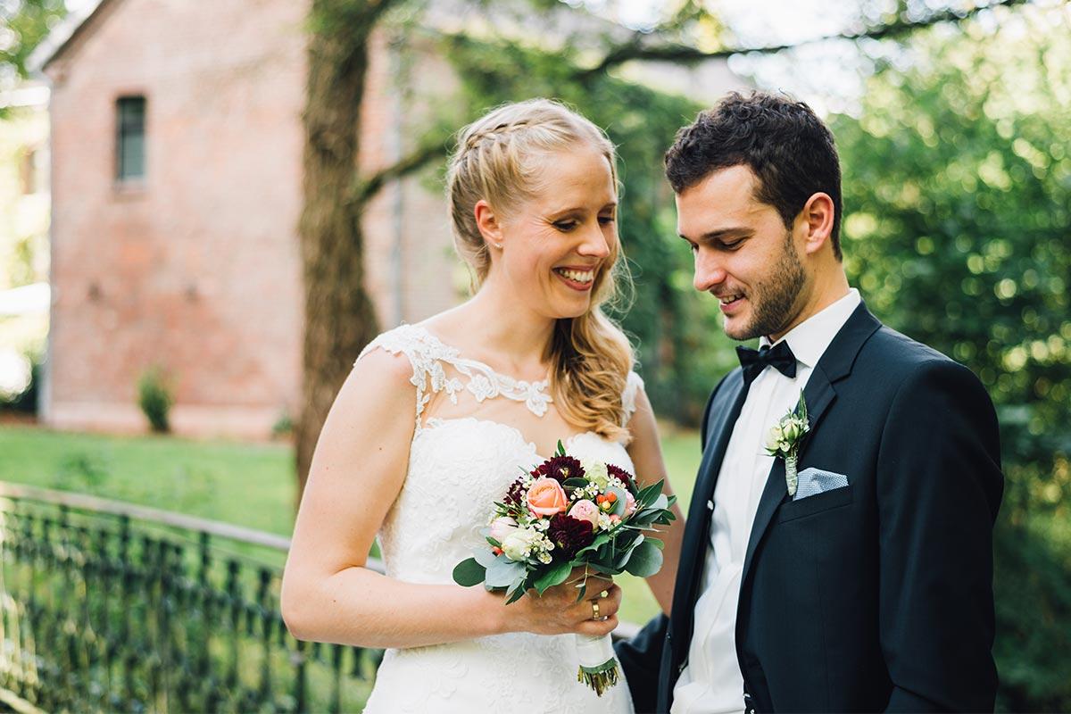 Heiraten auf Burg Wegberg