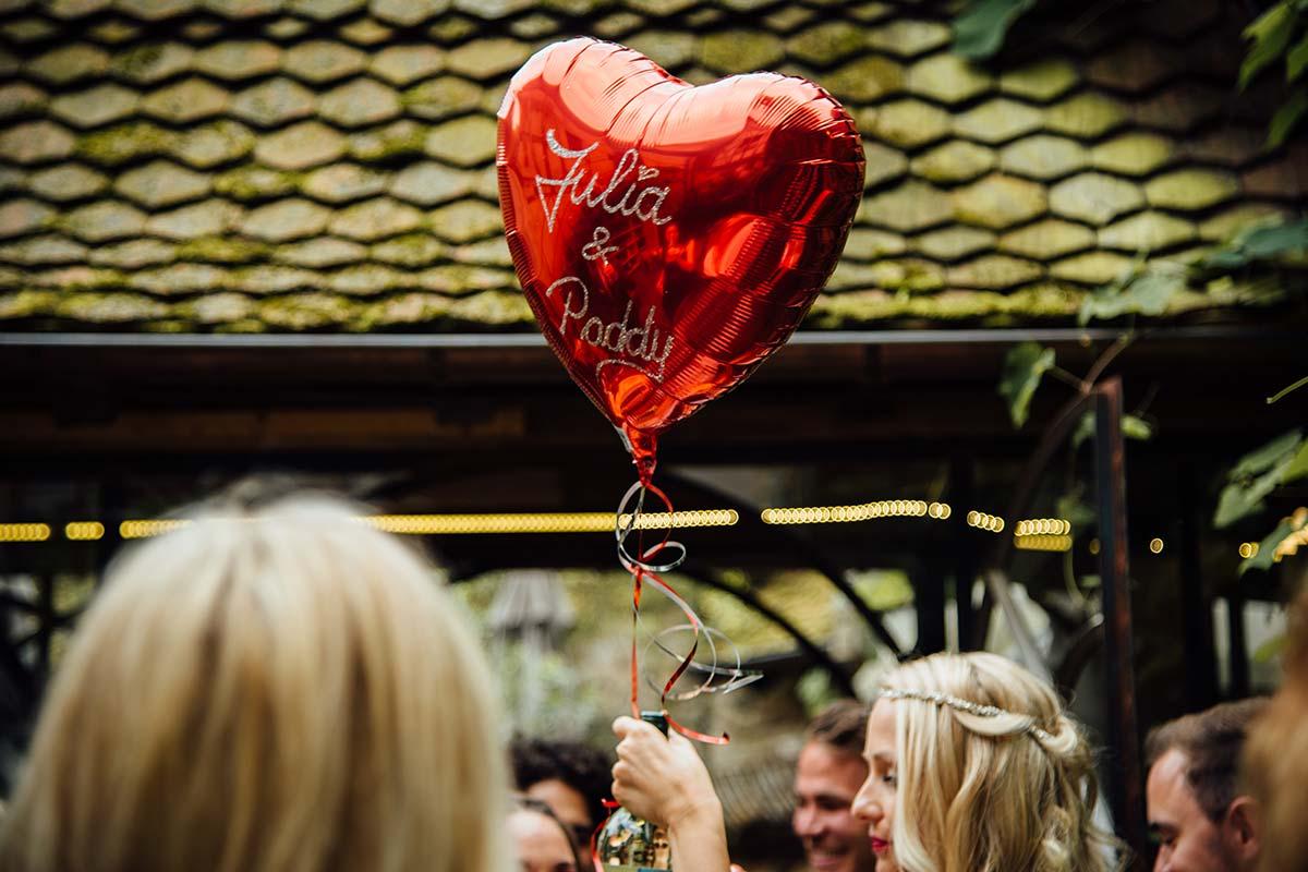 Herzluftballon Mosel