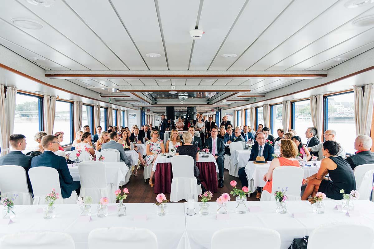 Hochzeit MS Jan von Werth