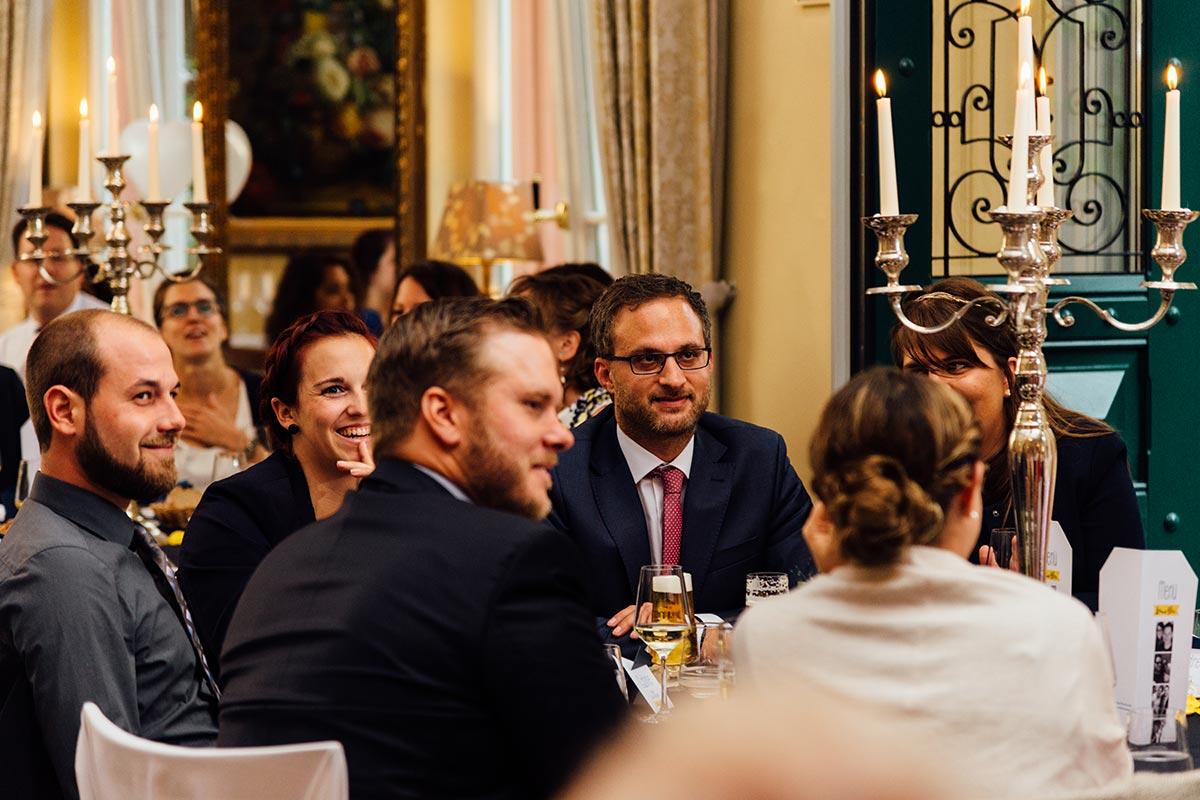 Hochzeitsansprache Brautpaar Weinromantikhotel Richtershof