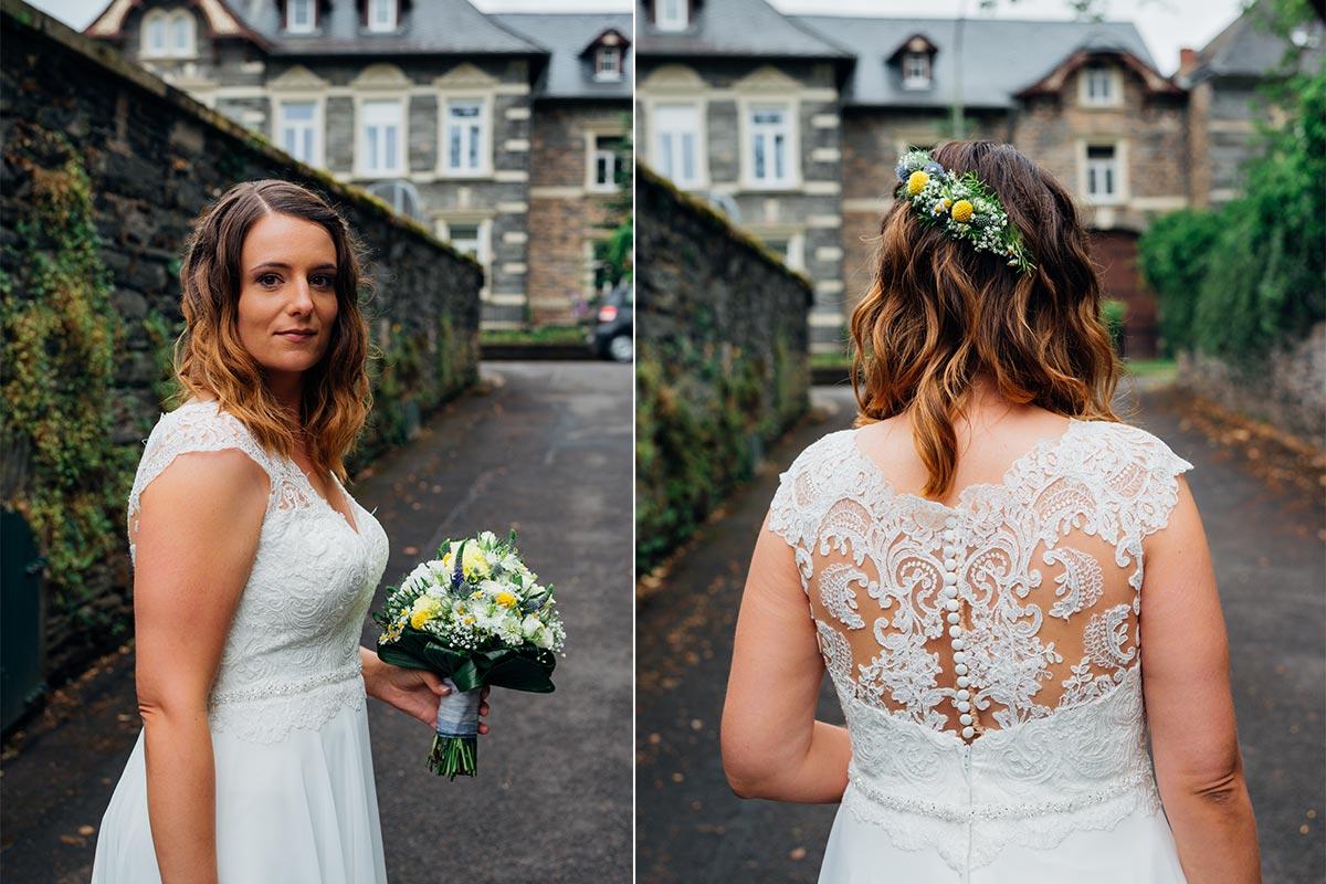 Hochzeitsfotografie an der Mosel