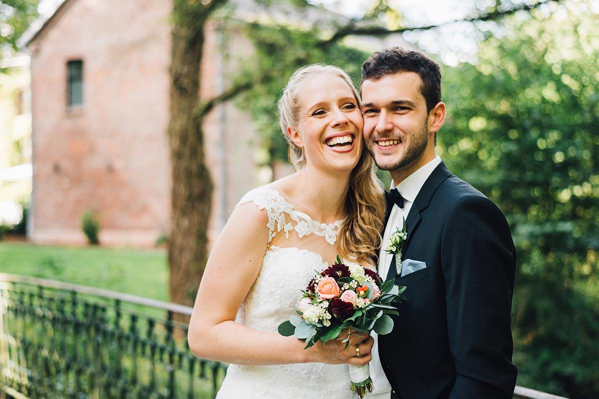 Hochzeitsfotografin Burg Wegberg