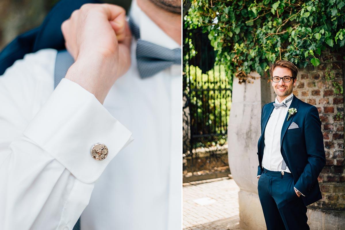 Hochzeitsfotografin Kasteel Bloemendal