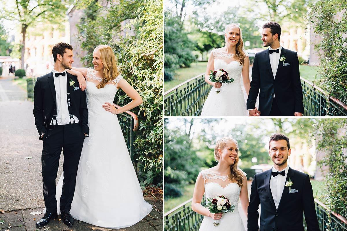 Hochzeitsfotos Burg Wegberg
