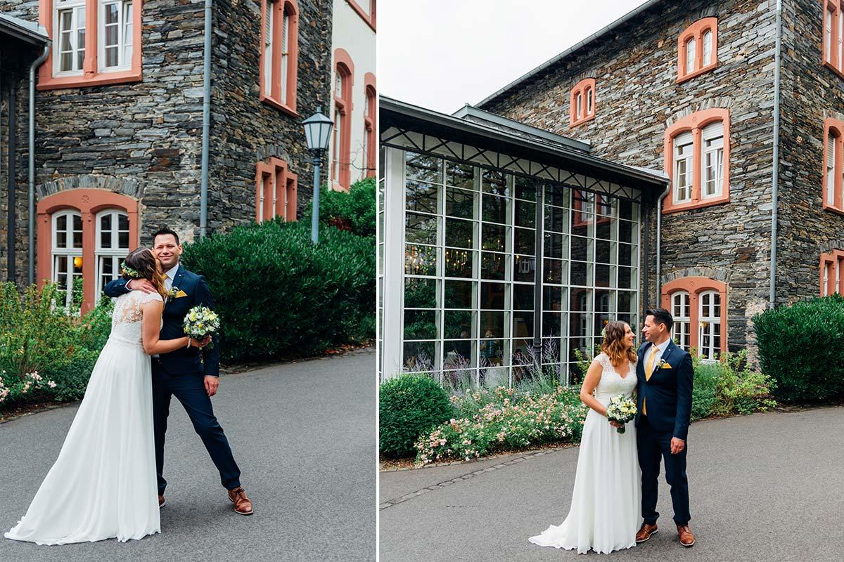 Hochzeitsfotos Weinromantikhotel Richtershof Mosel