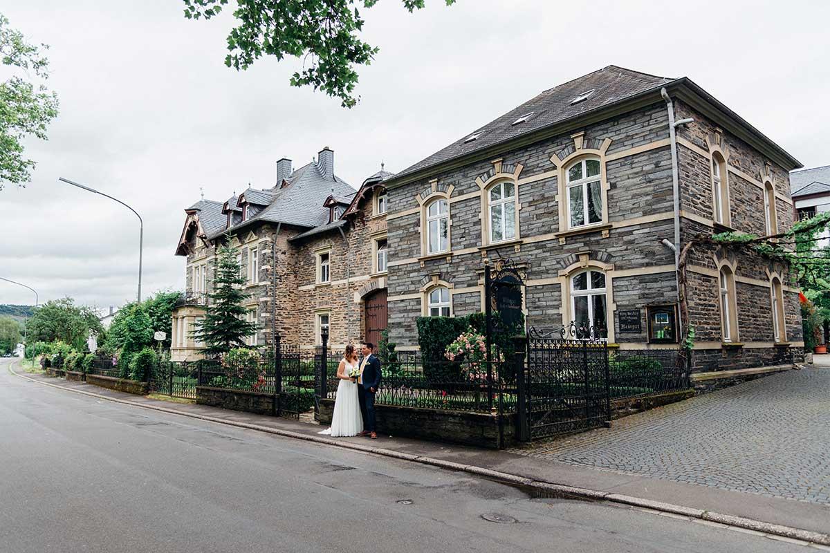 Hochzeitsfotos Weinromantikhotel Richtershof