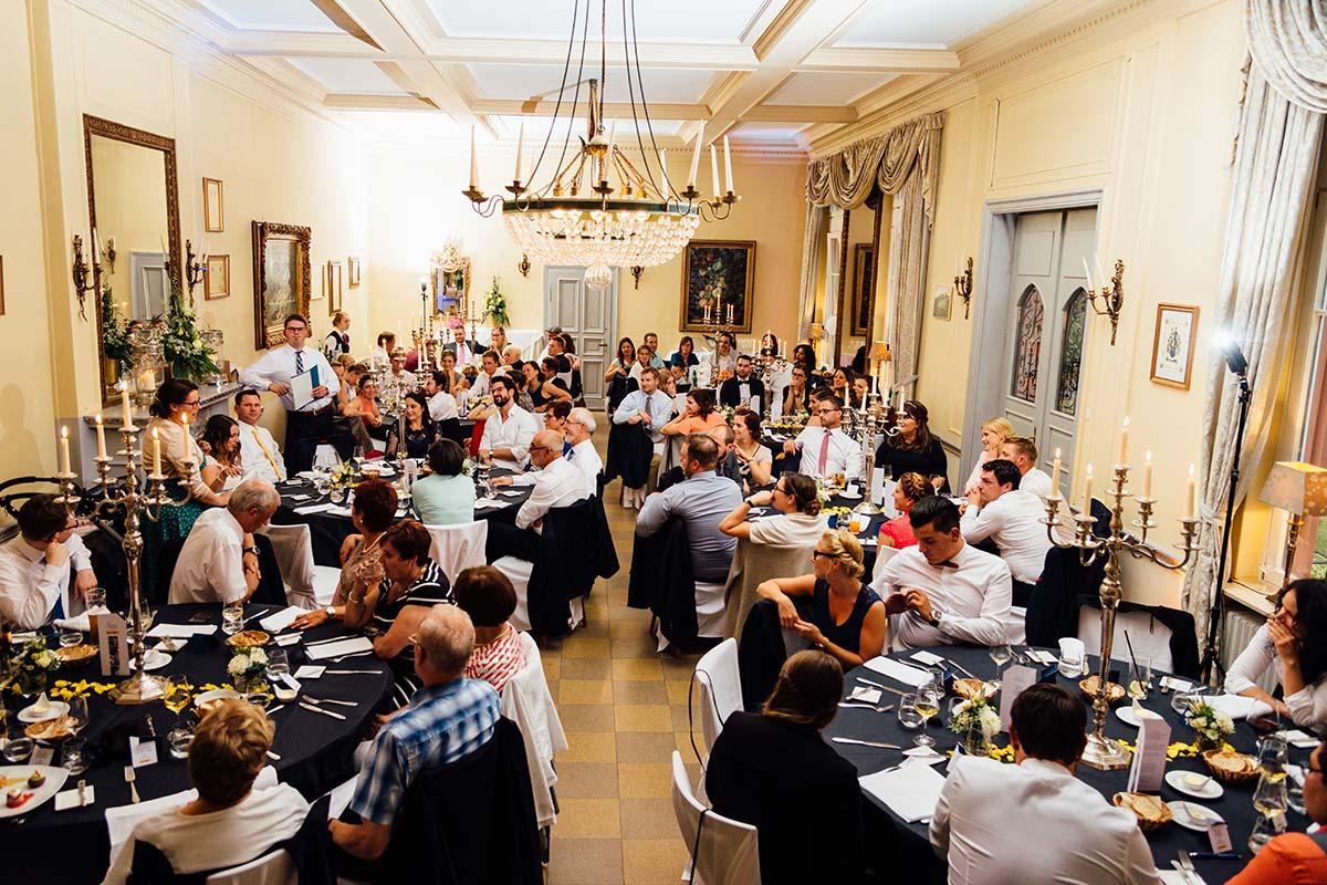Hochzeitsgesellschaft Weinromantikhotel Richtershof