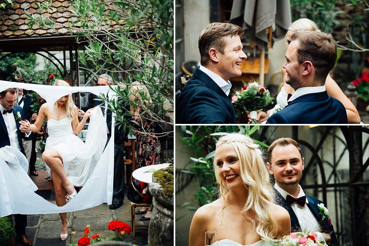 Hochzeitsgratulation Alte Mühle Thomas Höreth