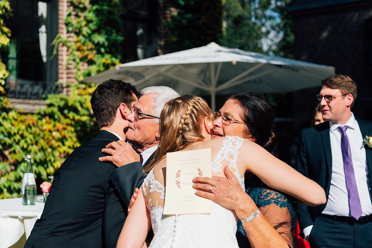Hochzeitsgratulation Burg Wegberg