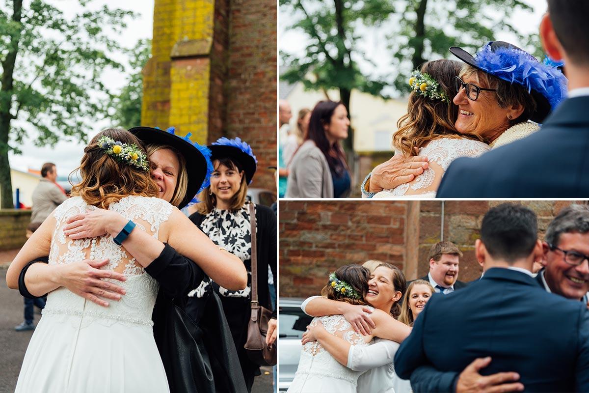 Hochzeitsgratulationen Altrich Kirche