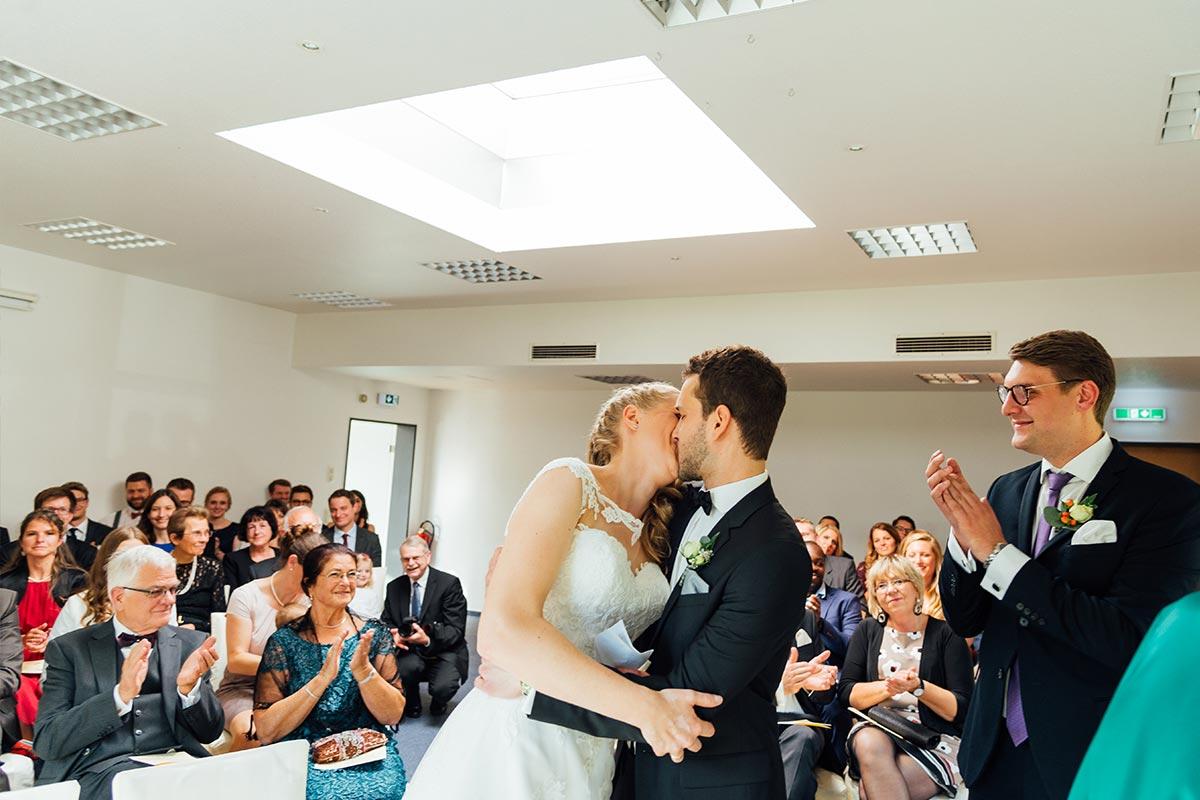 Hochzeitskuss Forum Wegberg