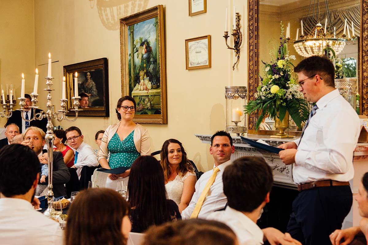 Hochzeitsrede Weinromantikhotel Richtershof