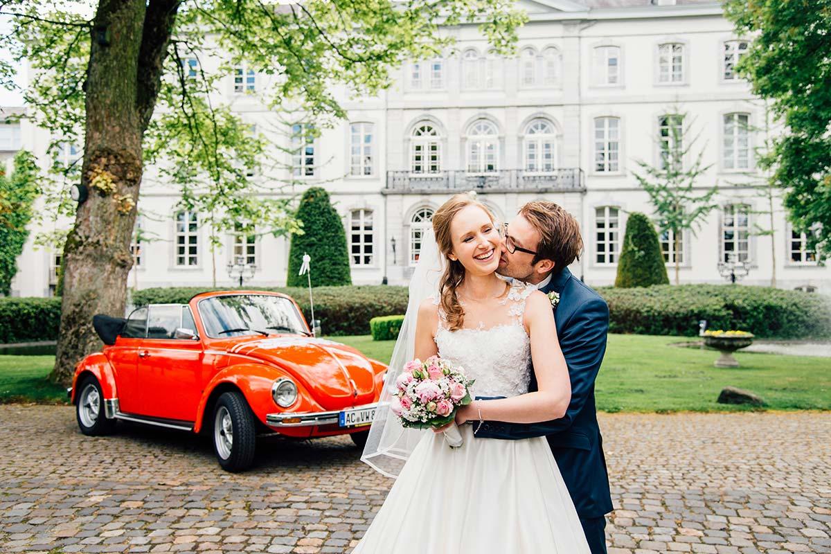 Kasteel Bloemendal Hochzeit