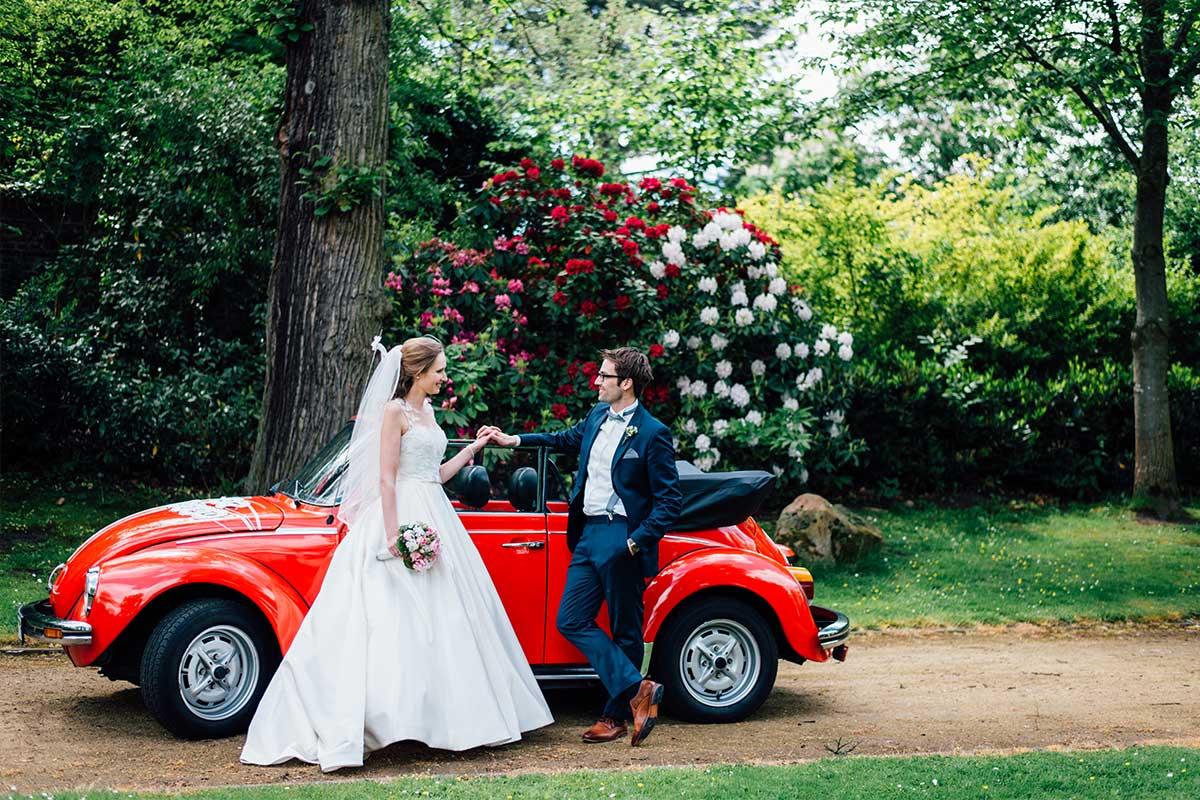 Kasteel Bloemendal Hochzeitsfotografie