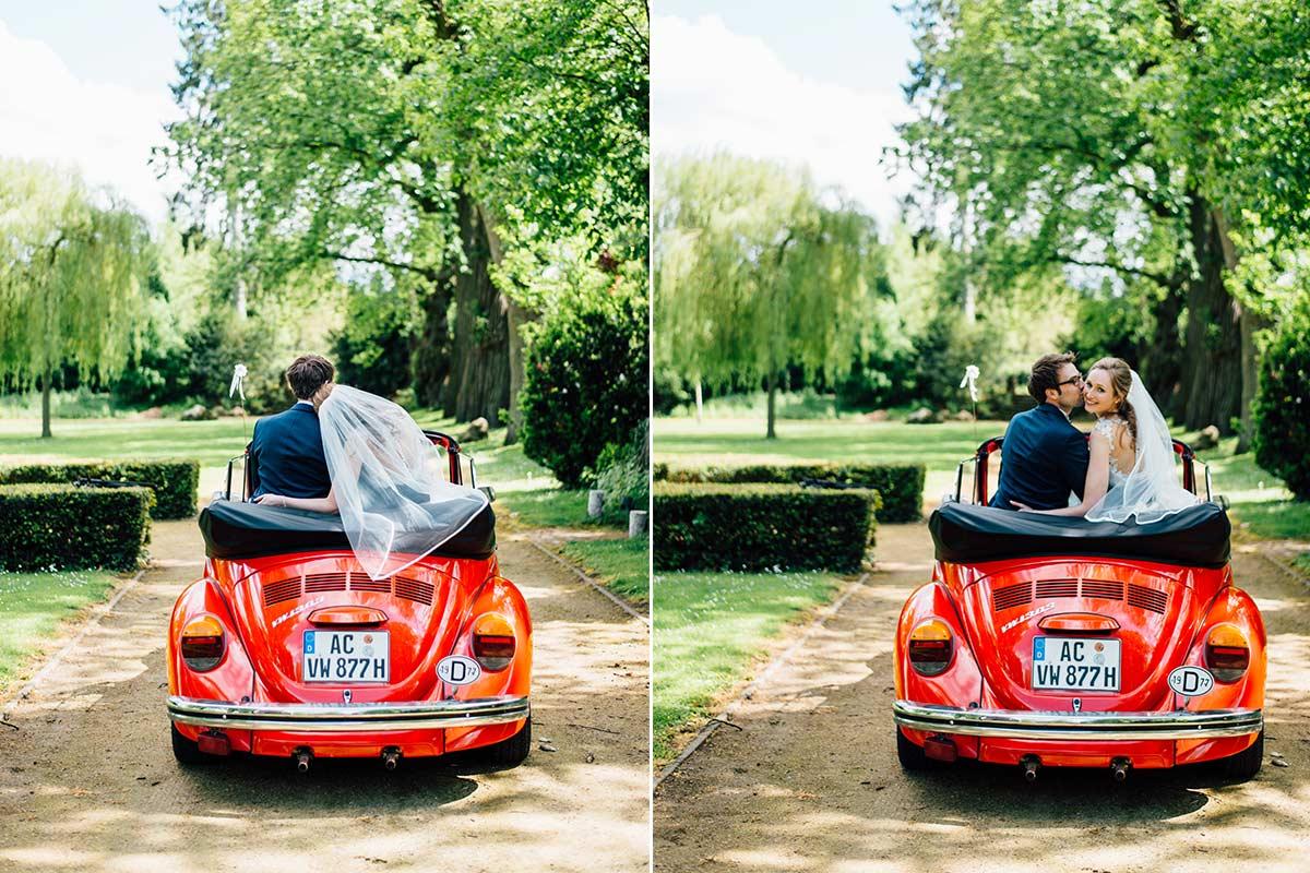 Kasteel Bloemendal Hochzeitsfotografin