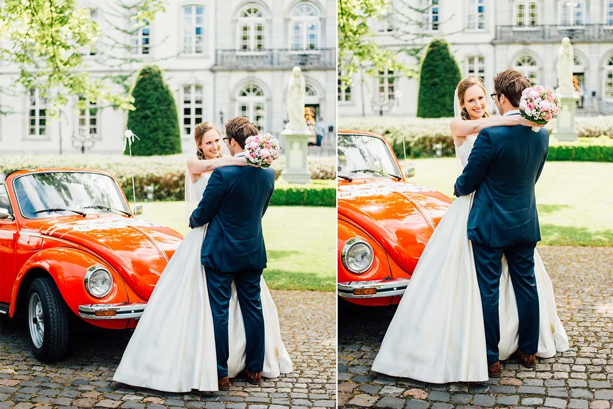 Kasteel Bloemendal Hochzeitsfotos