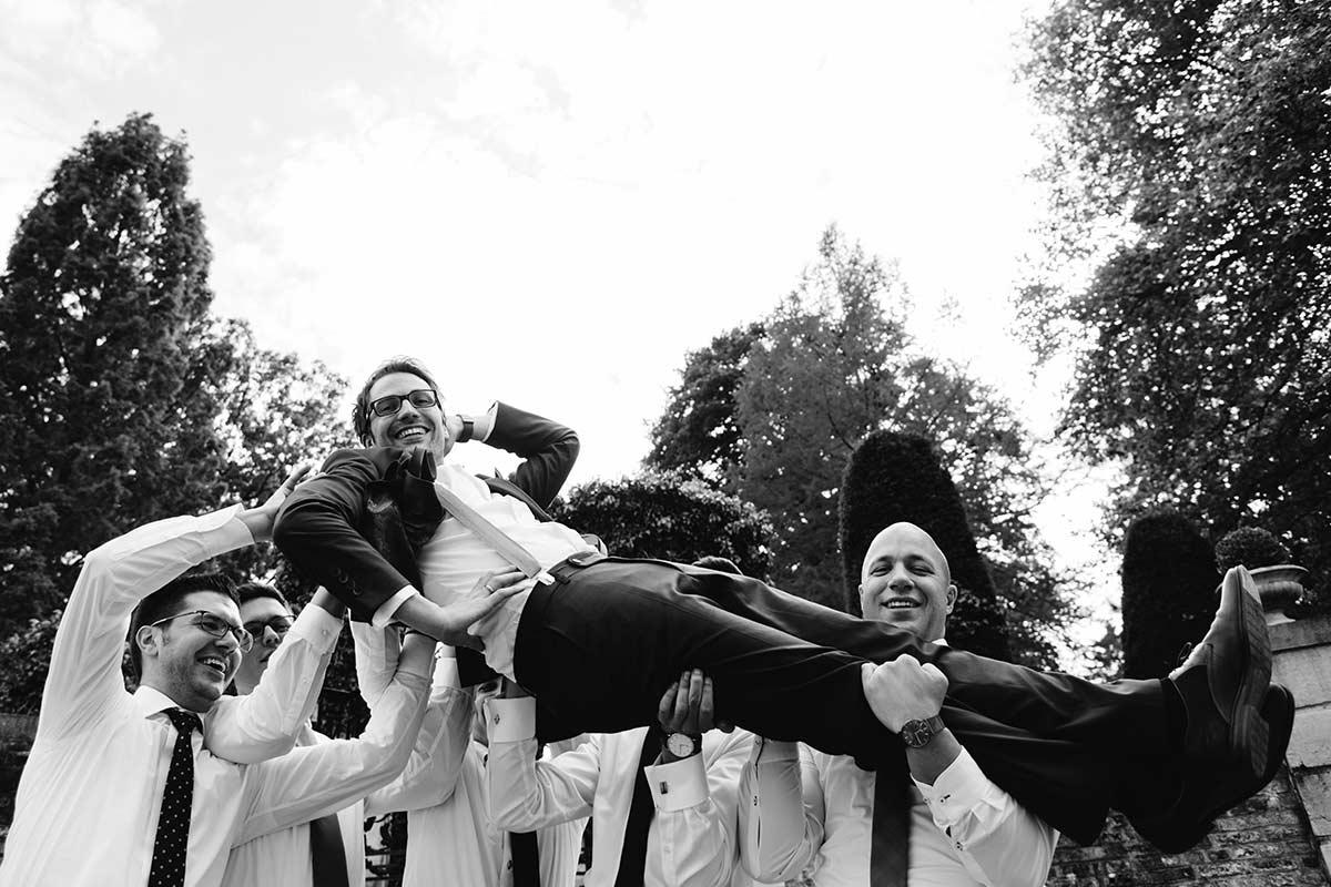 Männerfotos Kasteel Bloemendal