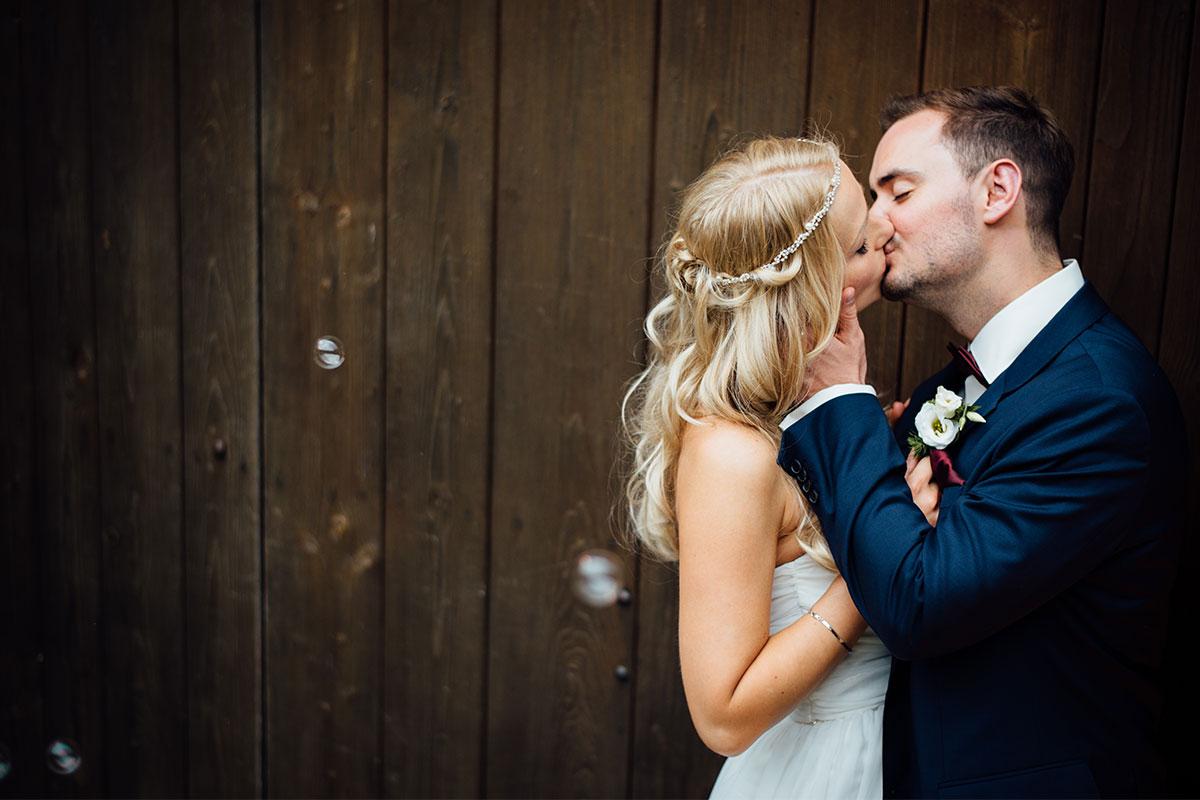 Natürliche Hochzeitsfotos - Alte Mühle Höreth Mosel