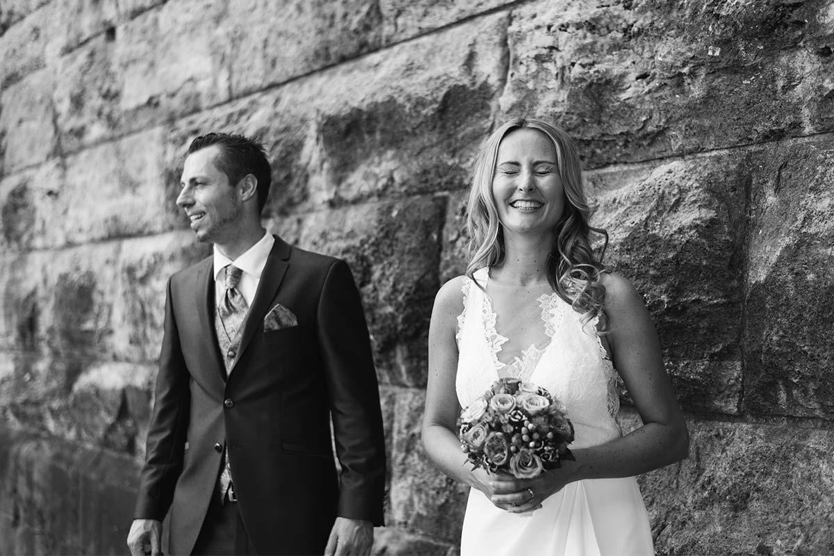 Natürliche Hochzeitsfotos Köln