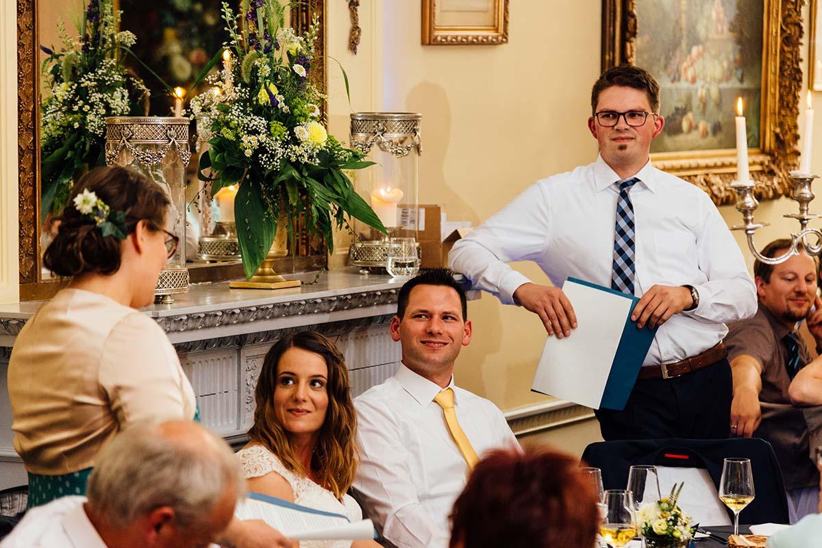 Rede Trauzeugen Weinromantikhotel Richtershof