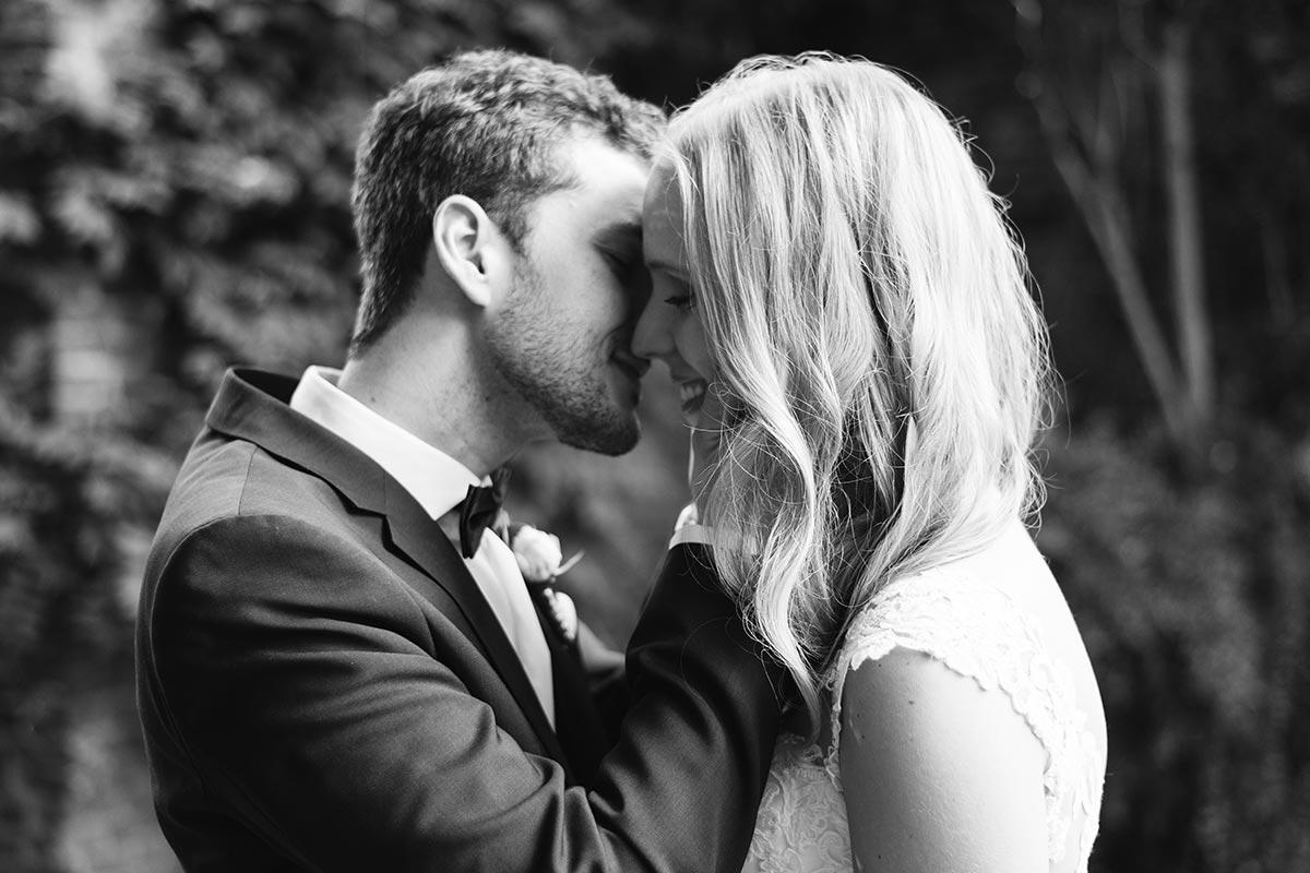 Romantische Hochzeitsfotografie Burg Wegberg