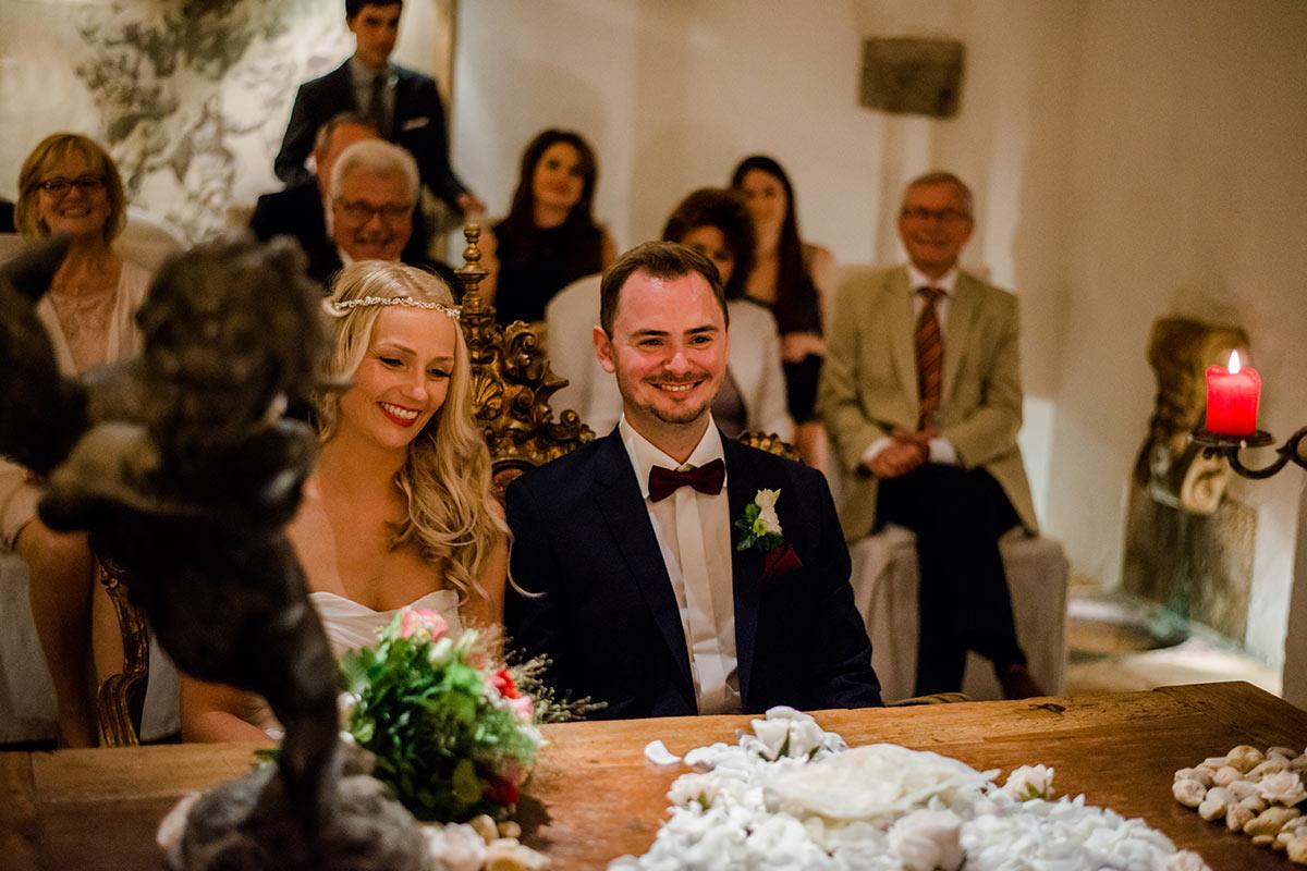 Romantische Standesamtliche Hochzeit Alte Mühle Höreth Mosel