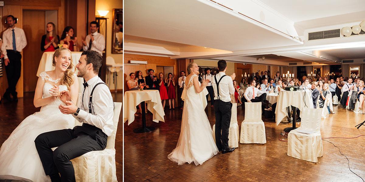 Videopräsentation Hochzeit