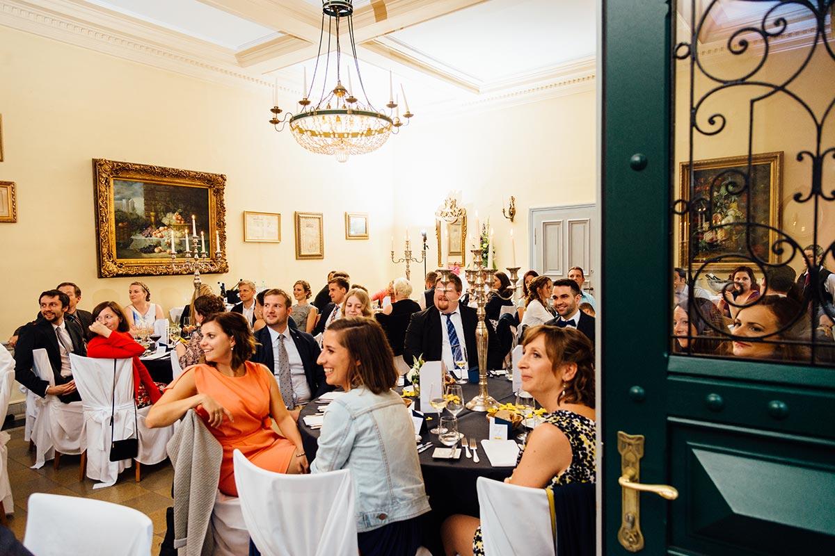 Weinromantikhotel Richtershof Hochzeitsfeier